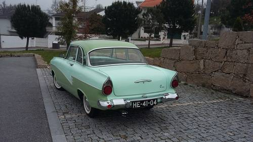 1959 Ford Taunus 17M For Sale (picture 3 of 6)