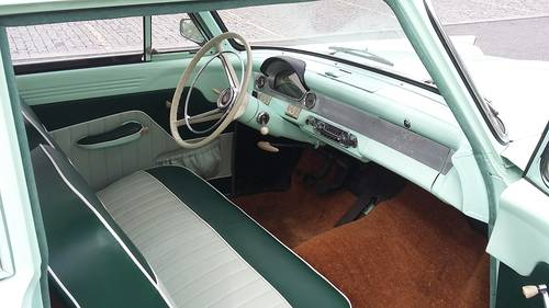 1959 Ford Taunus 17M For Sale (picture 5 of 6)