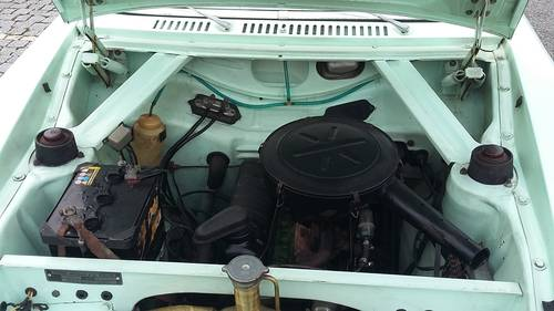 1959 Ford Taunus 17M For Sale (picture 6 of 6)