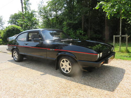 1984 Ford Capri 2.8 Injection (Credit Cards Accepted) SOLD (picture 1 of 6)