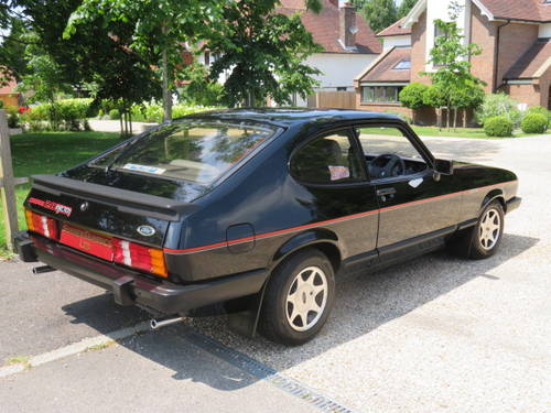 1984 Ford Capri 2.8 Injection (Credit Cards Accepted) SOLD (picture 2 of 6)