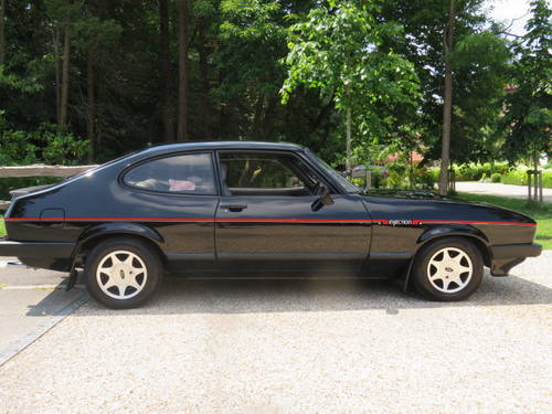 1984 Ford Capri 2.8 Injection (Credit Cards Accepted) SOLD (picture 3 of 6)