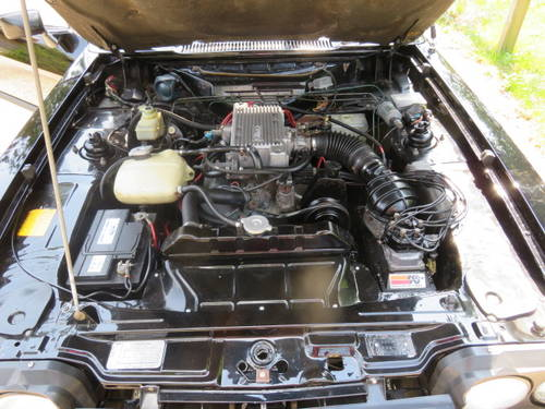 1984 Ford Capri 2.8 Injection (Credit Cards Accepted) SOLD (picture 6 of 6)