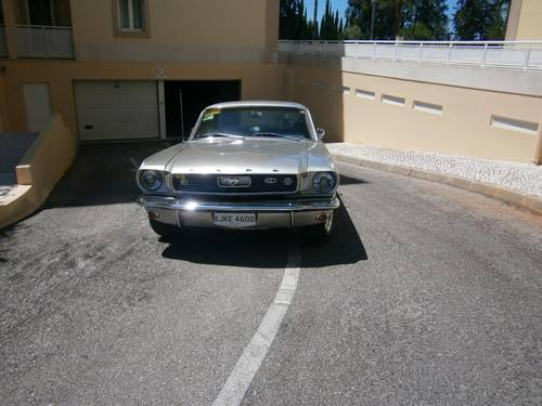 1966 Coupe, 289 V8, 3 speed Cruise omatic. C Code. For Sale (picture 6 of 6)