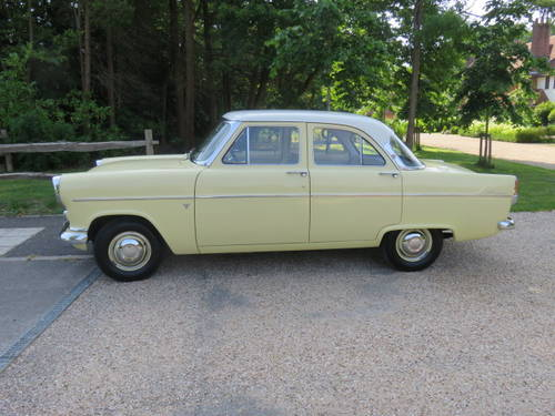 1961 Ford Consul Mk2 (Credit/Debit Cards & Delivery) SOLD (picture 2 of 6)