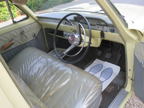 1961 Ford Consul Mk2 (Credit/Debit Cards & Delivery) SOLD (picture 4 of 6)