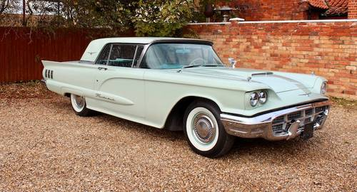 1960 '60 Ford Thunderbird - Highly original and Stunning. SOLD (picture 1 of 6)