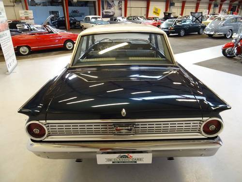 1962 Ford Fairlane 500 - Restored SOLD (picture 3 of 6)