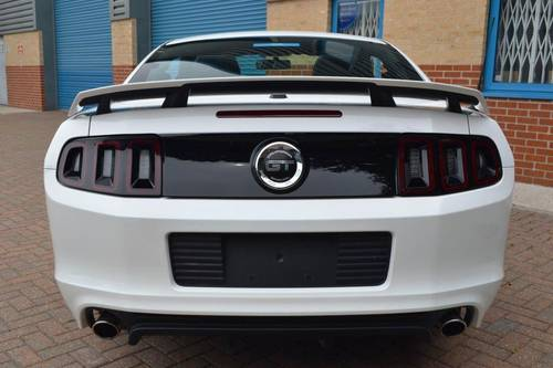 2013 Ford Mustang 5.0 GT V8 California Special 6-Speed For Sale (picture 5 of 6)