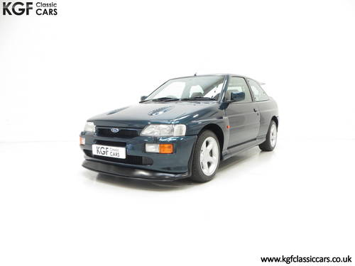 1994 A Perfect Big Turbo Ford Escort RS Cosworth Luxury SOLD (picture 2 of 6)