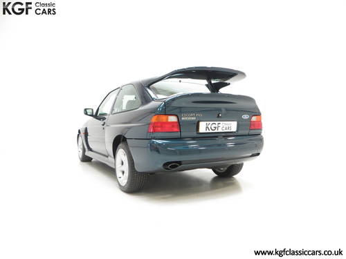 1994 A Perfect Big Turbo Ford Escort RS Cosworth Luxury SOLD (picture 4 of 6)