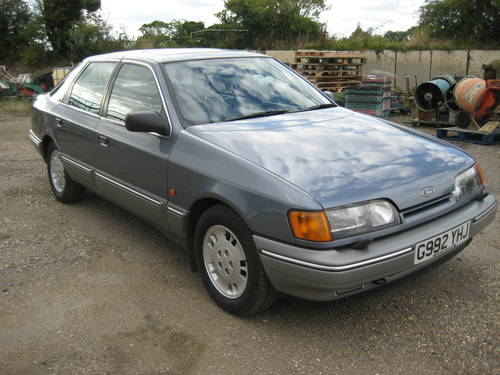1989 Ford Granada Scorpio 2.9 Ghia For Sale (picture 1 of 6)