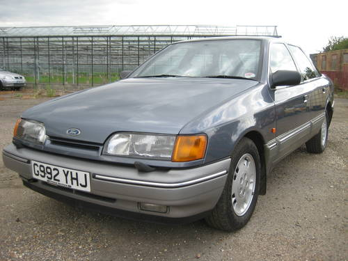 1989 Ford Granada Scorpio 2.9 Ghia For Sale (picture 2 of 6)