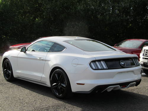 2017 Ford Mustang Coupe PREMIUM 2.3L Ecoboost Auto SOLD (picture 3 of 6)