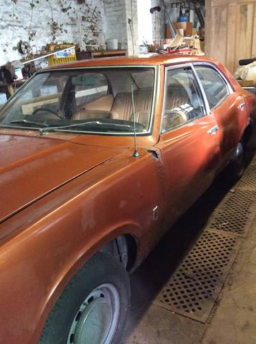 Very rare 1973 ford cortina mk3 1300L  4 dr saloon For Sale (picture 3 of 6)