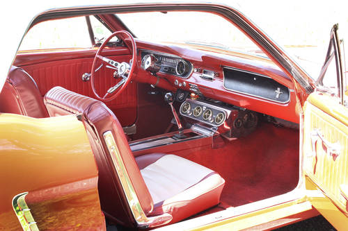 1965 Ford Mustang 289 V8 **SOLD** For Sale (picture 3 of 6)