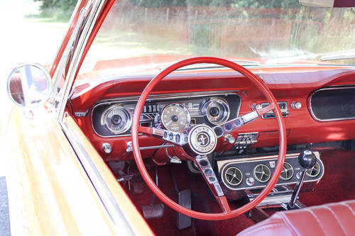 1965 Ford Mustang 289 V8 **SOLD** For Sale (picture 6 of 6)