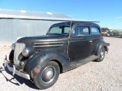 1936 Ford Deluxe 2DR Sedan For Sale (picture 1 of 6)