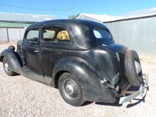 1936 Ford Deluxe 2DR Sedan For Sale (picture 4 of 6)