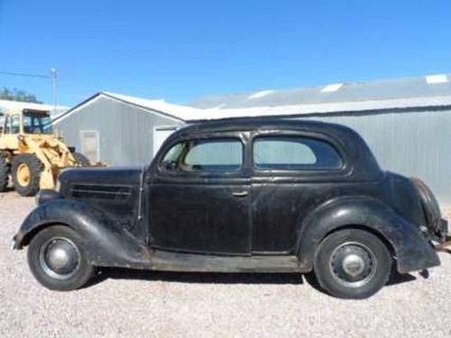 1936 Ford Deluxe 2DR Sedan For Sale (picture 5 of 6)