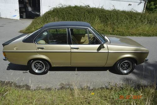 1978 Escort Mk2 for sale in pristine condition. SOLD (picture 3 of 6)