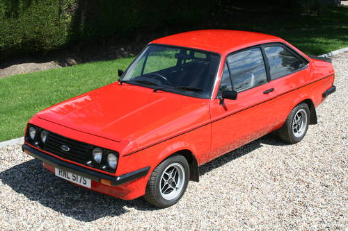 1977 Ford Escort RS 2000 MK2 .Wanted Wanted (picture 1 of 6)
