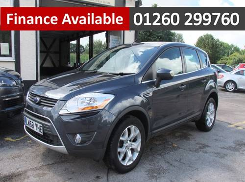 2008 FORD KUGA 2.0 ZETEC TDCI AWD 5DR Manual SOLD (picture 1 of 6)