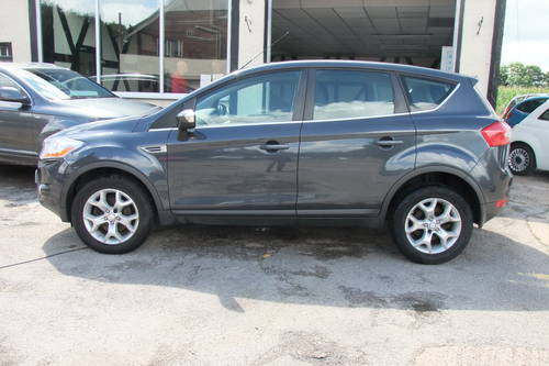 2008 FORD KUGA 2.0 ZETEC TDCI AWD 5DR Manual SOLD (picture 2 of 6)