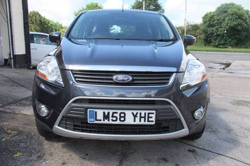 2008 FORD KUGA 2.0 ZETEC TDCI AWD 5DR Manual SOLD (picture 4 of 6)