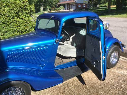 1934 All Steel 5 Window Coupe For Sale (picture 1 of 5)