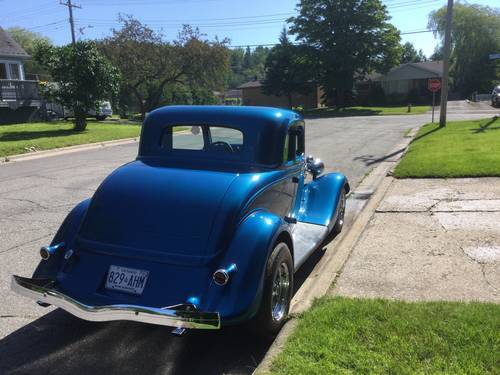 1934 All Steel 5 Window Coupe For Sale (picture 2 of 5)