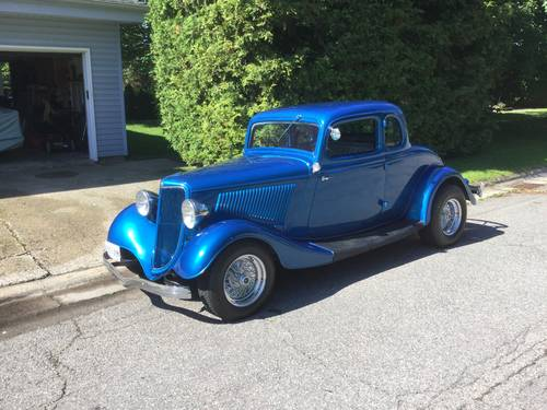 1934 All Steel 5 Window Coupe For Sale (picture 4 of 5)