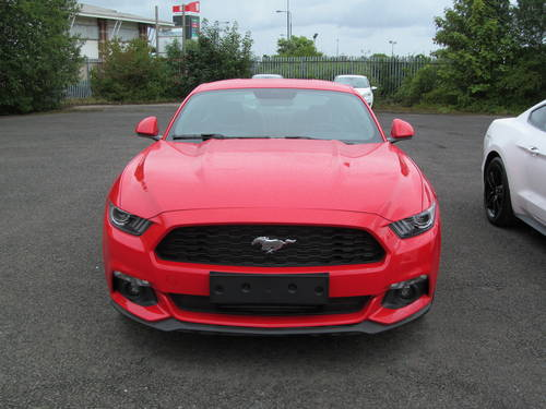 Unregistered 2017 Ford Mustang 2.3L Ecoboost SOLD (picture 3 of 6)