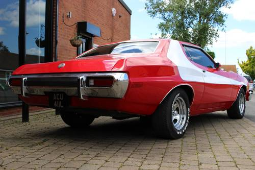 1973 Ford Gran Torino 351-Starsky & Hutch SOLD (picture 2 of 6)