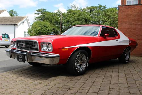 1973 Ford Gran Torino 351-Starsky & Hutch SOLD (picture 6 of 6)