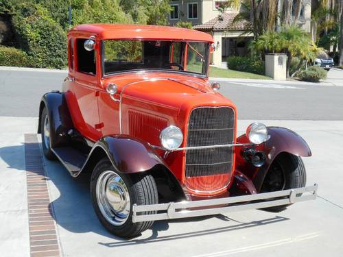 1931 Ford Model A 5-Window Coupe  For Sale (picture 1 of 6)