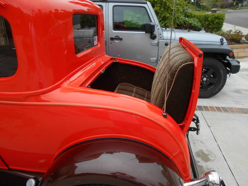 1931 Ford Model A 5-Window Coupe  For Sale (picture 3 of 6)