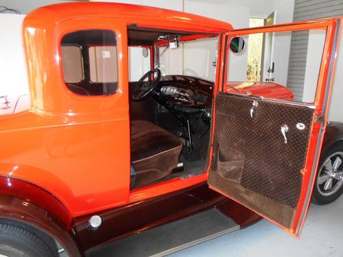 1931 Ford Model A 5-Window Coupe  For Sale (picture 5 of 6)