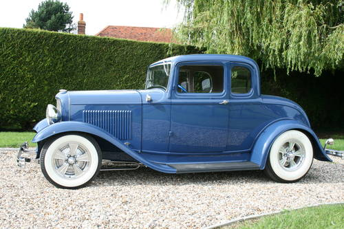 1932 Model B Coupe V8 All Steel Hot Rod. The Best Available. For Sale (picture 6 of 6)