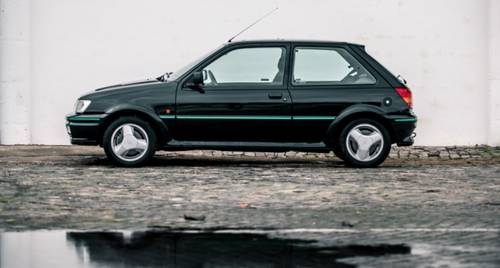 1990 Ford Fiesta Rs Turbo For Sale (picture 3 of 6)