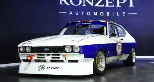 Capri 3.1 X-Pack 1 Group 2 - Konzept Automobile For Sale (picture 1 of 6)