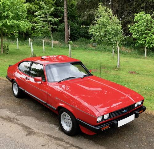 1983 Capri 2.8 Injection - SOLD SOLD (picture 1 of 6)
