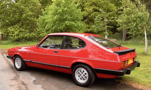 1983 Capri 2.8 Injection - SOLD SOLD (picture 6 of 6)