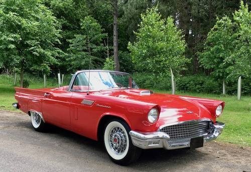 1957 '57 Ford Thunderbird - Stunning - Multiple Winner SOLD (picture 1 of 6)