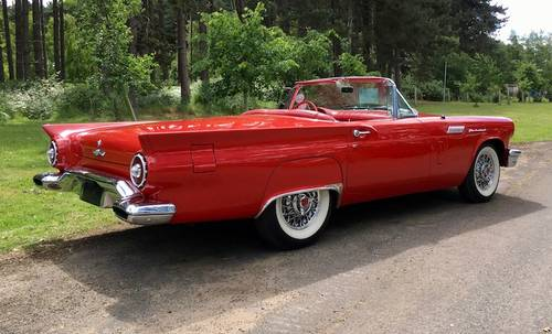 1957 '57 Ford Thunderbird - Stunning - Multiple Winner SOLD (picture 6 of 6)