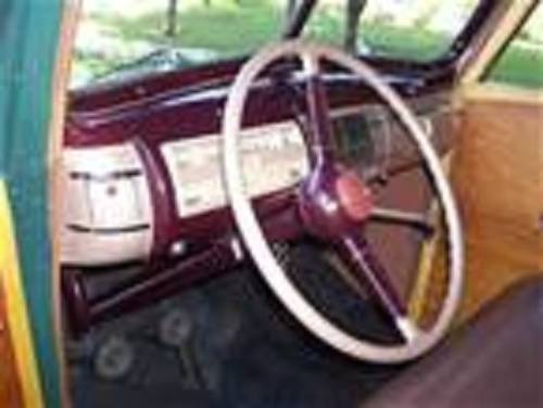 1940 Ford Deluxe Woody Wagon For Sale (picture 4 of 5)