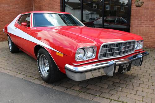 1973 Ford Gran Torino 351-Starsky & Hutch SOLD (picture 1 of 6)