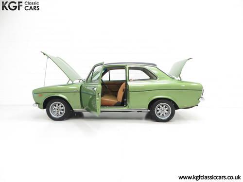 1974 A Genuine Mk1 Ford Escort 1300E 2dr SOLD (picture 3 of 6)