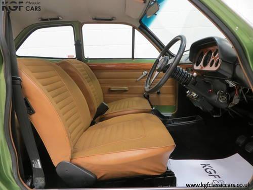 1974 A Genuine Mk1 Ford Escort 1300E 2dr SOLD (picture 6 of 6)