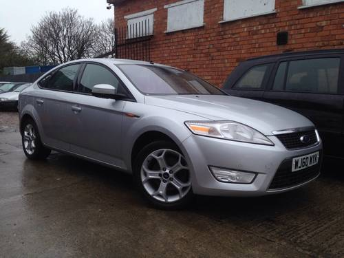 2010 Mondeo 1.8 TDCi Sport   70,000 MILES SOLD (picture 1 of 5)